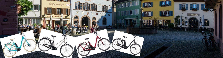 2 Banner E-Bike City