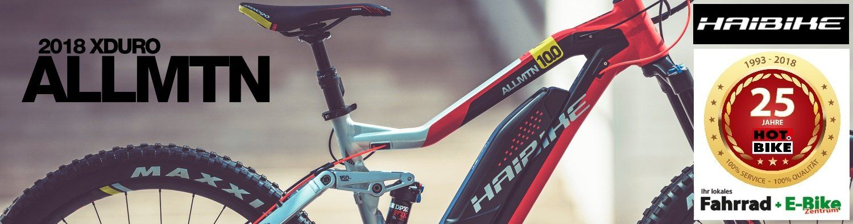 haibike e-bike 2018